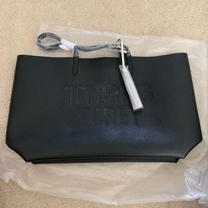 VICTORIA'S SECRET laser cut tote bag